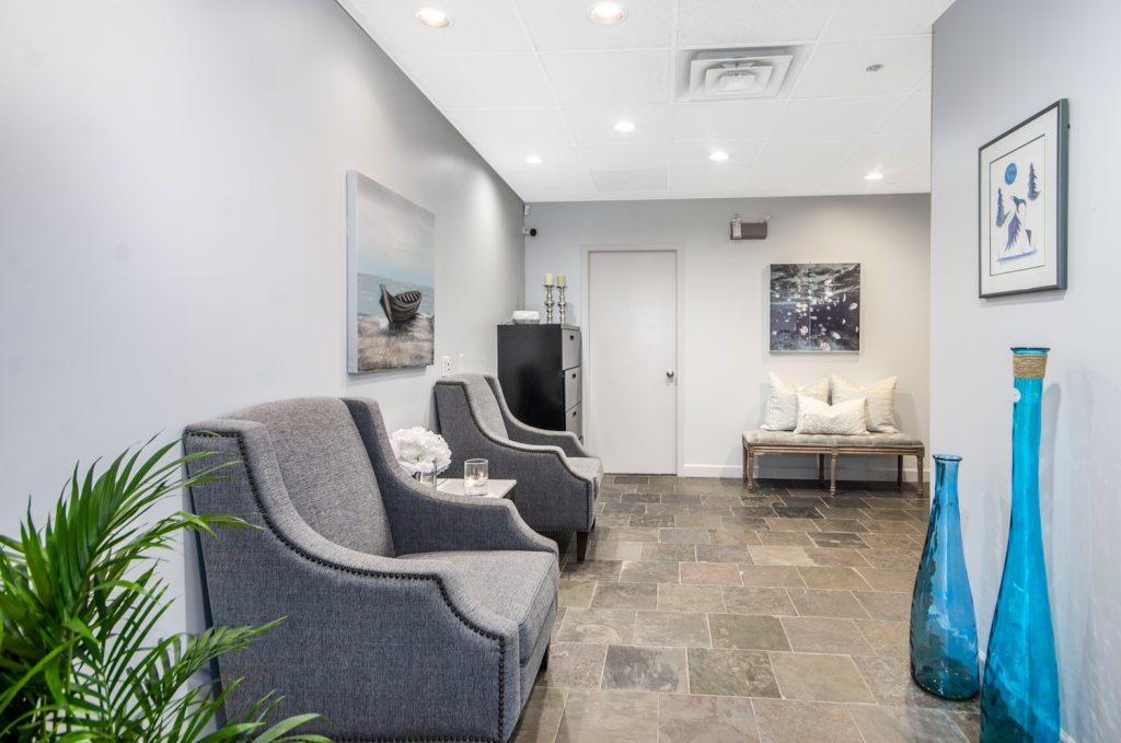 Entrance. Sunnyside Wellness. Massage Therapy. White Rock.